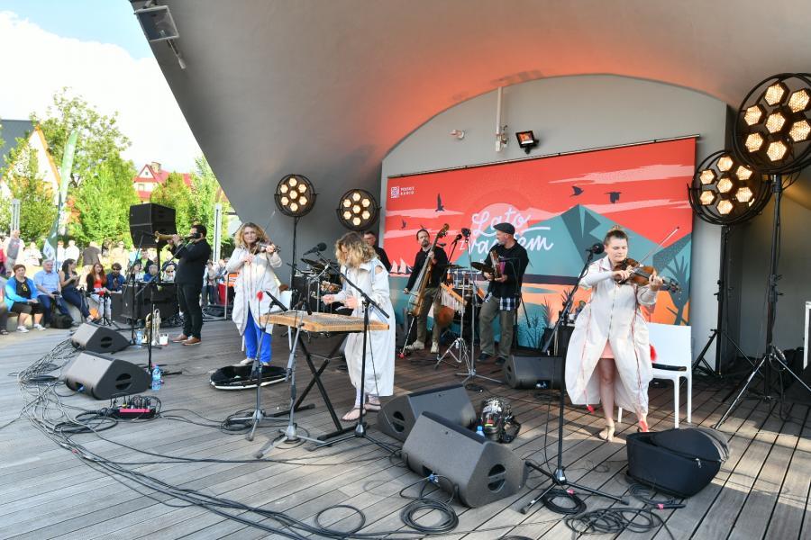 Kapela ze Wsi Warszawa(Amfiteatr) Lato z Radiem Festiwal 2019 Zakopane