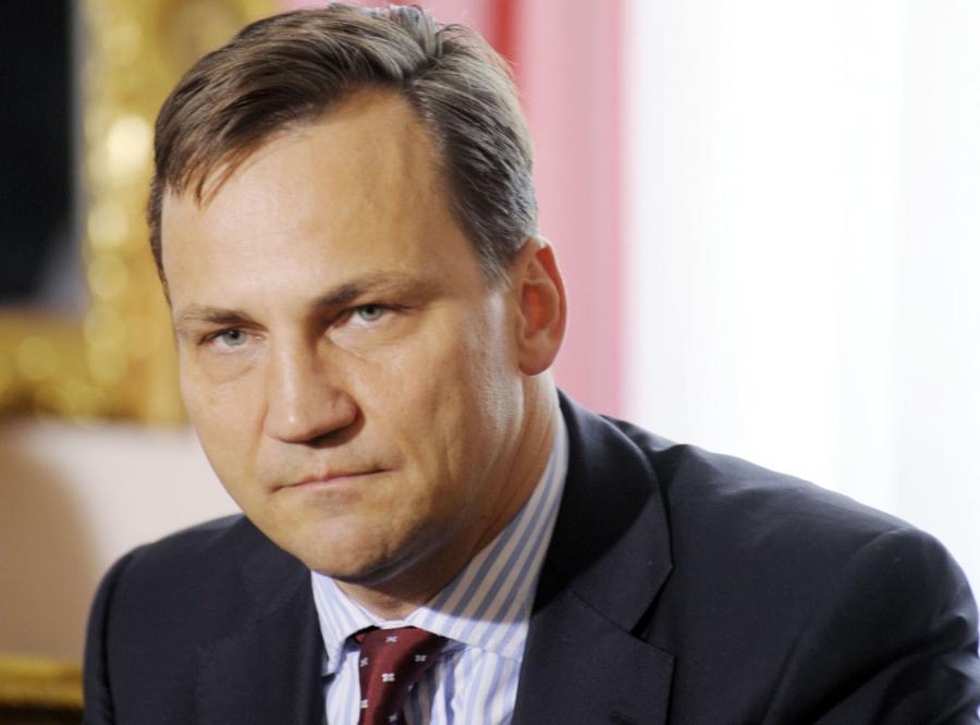 Sikorski kibicuje Polce pobitej w Bułgarii