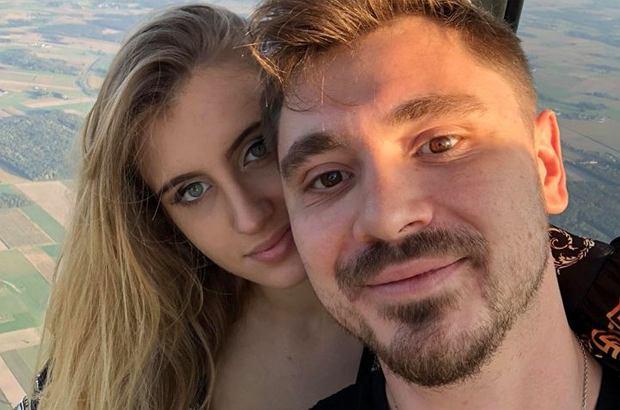 Ewelina i Daniel Martyniukowie