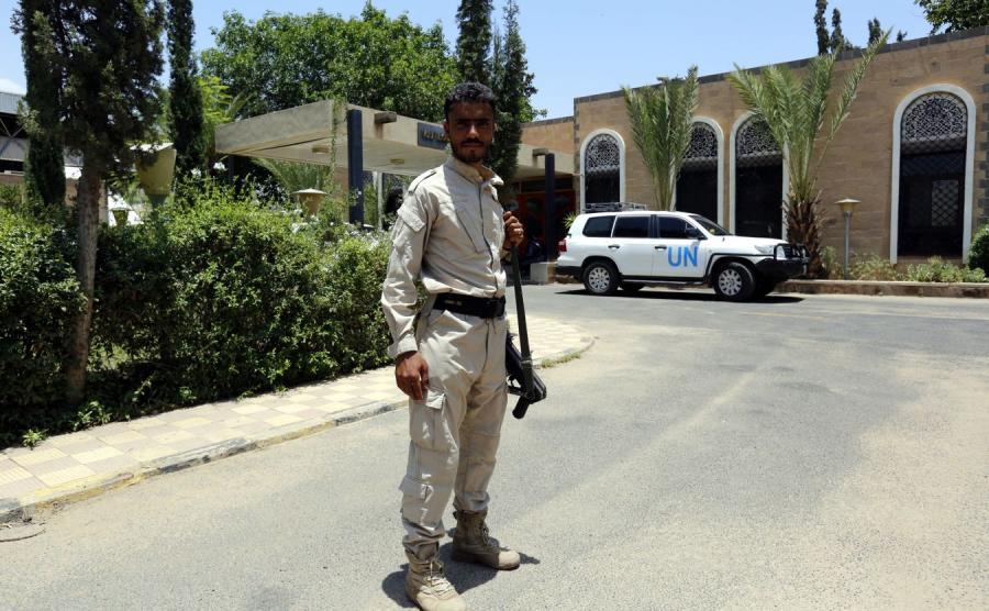 Jemeński żołnierz