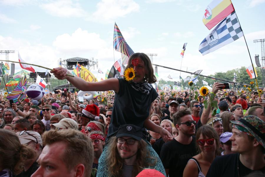 Pol'and'Rock Festival - 1 sierpnia 2019