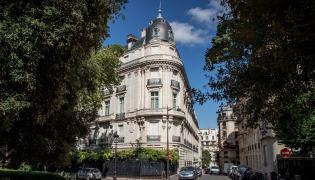 Apartament Epsteina w Paryżu