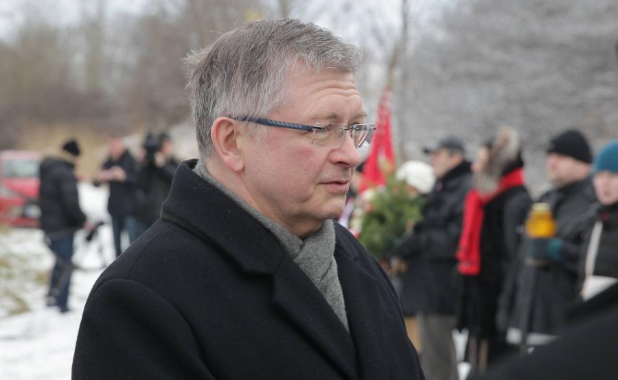 ambasador Siergiej Andriejew