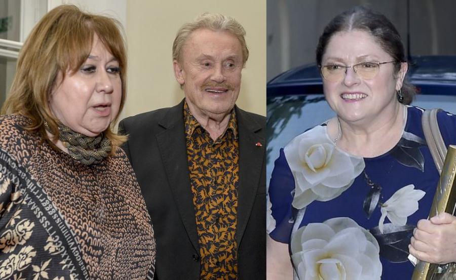 Krystyna Demska-Olbrychska, Daniel Olbrychski, Krystyna Pawłowicz