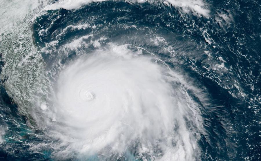 Huragan Dorian nad Bahamami