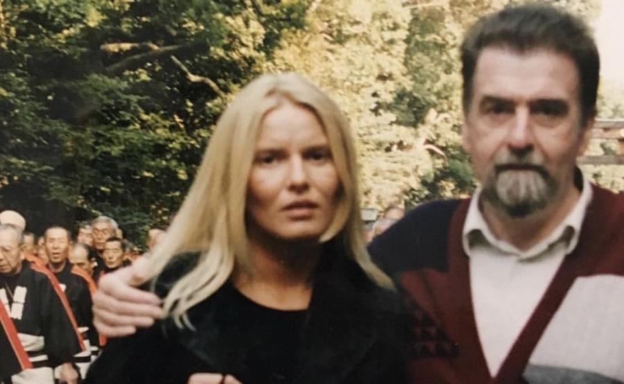 Hanna Lis i Waldemar Kedaj