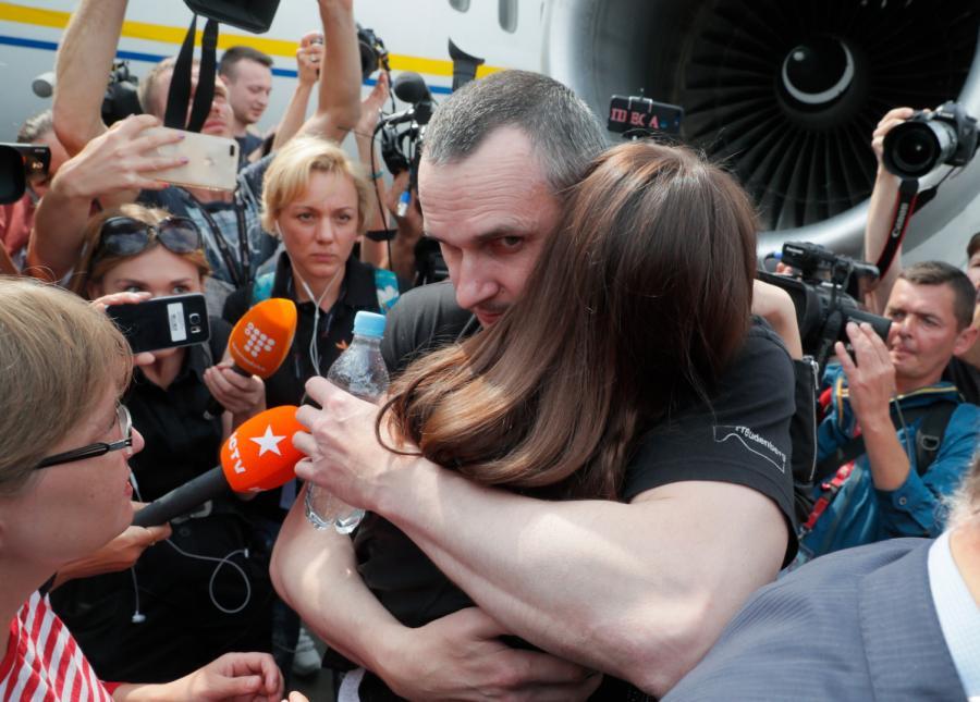 Wymiana więźniów Rosja-Ukraina