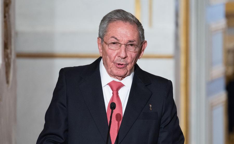 Raoul Castro