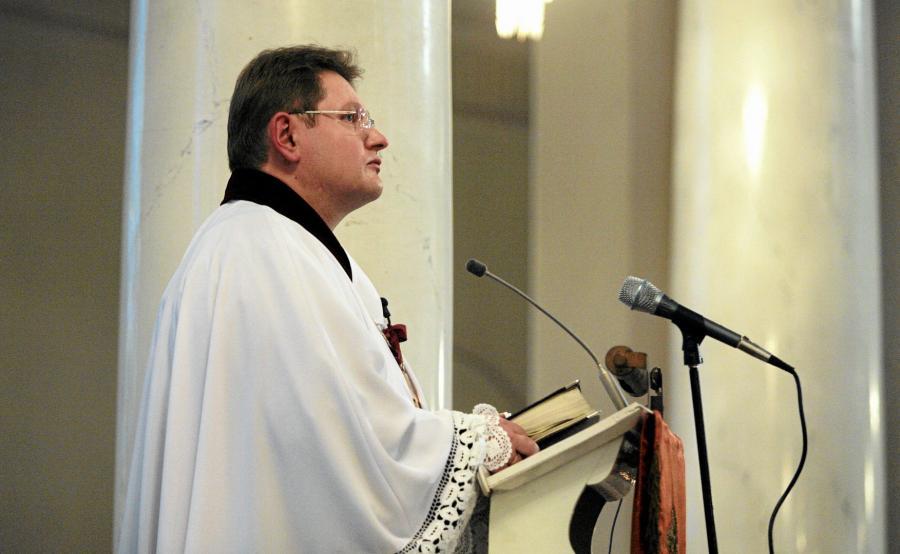 biskup Jerzy Samiec