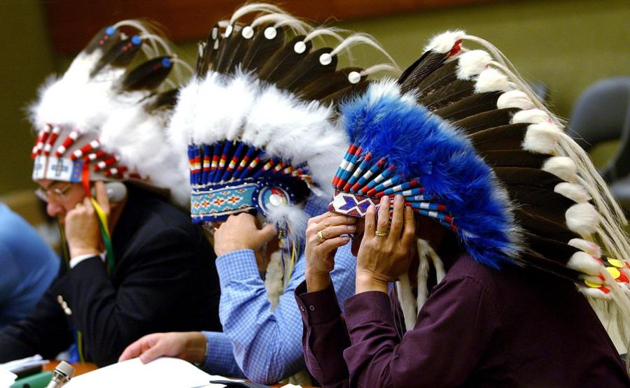Kanadyjscy Indianie