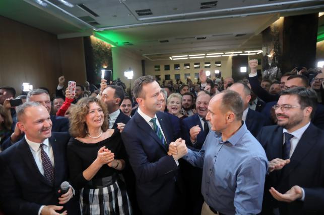 wybory Władysław Kosiniak-Kamysz i Paweł Kukiz