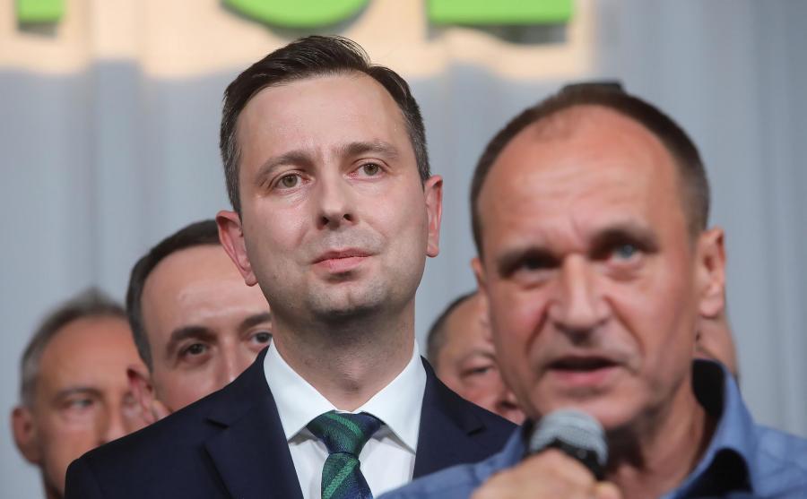 Władysław Kosiniak-Kamysz i Paweł Kukiz