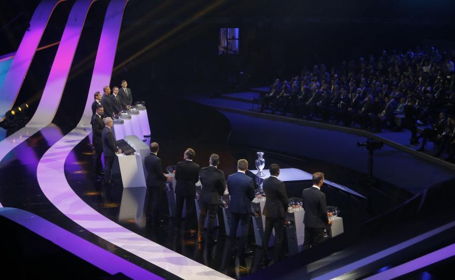 Losowanie grup ME 2020