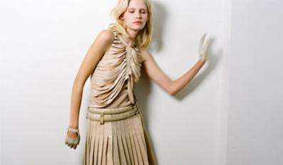 Czy czułabyś się w tej sukience szczuplejsza?