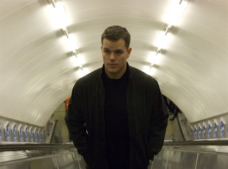 Matt Damon jako Jason Bourne