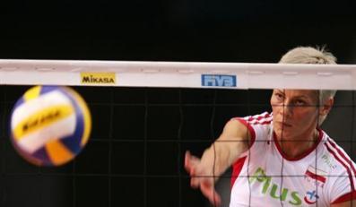 siatkowka kobiet rzeszow grand prix mecz polska - usa n/z swieniewiczfoto marek zielinski 3/08/2007