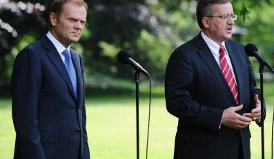 Tusk i Komorowski chcą wyjść z Afganistanu