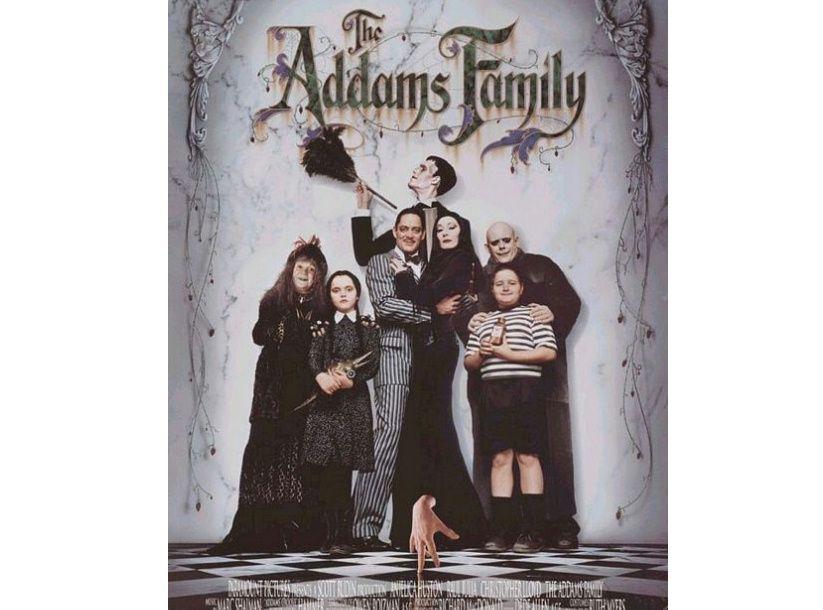"""Tim Burton zrobi nową """"Rodzinę Adamsów"""""""