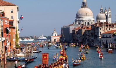 Wenecja ma pierwszego gondoliera-kobietę