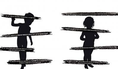 Fotograf Oliviero Toscani poparł kampanię przeciw przemocy wobec kobiet