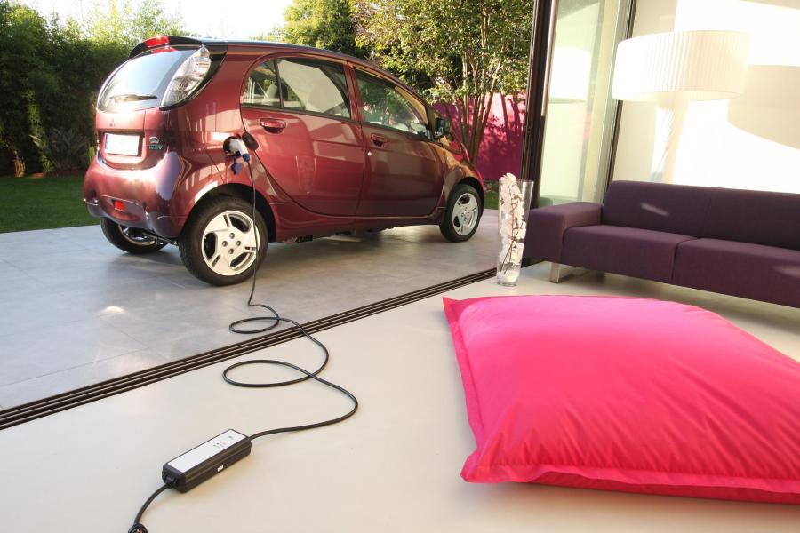 Software pomaga ładować auta elektryczne