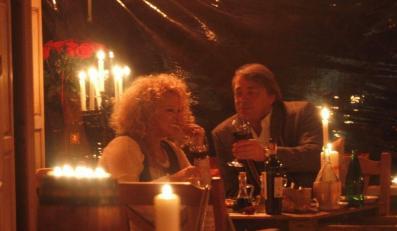 Magda Gessler przyłapana na romantycznej randce