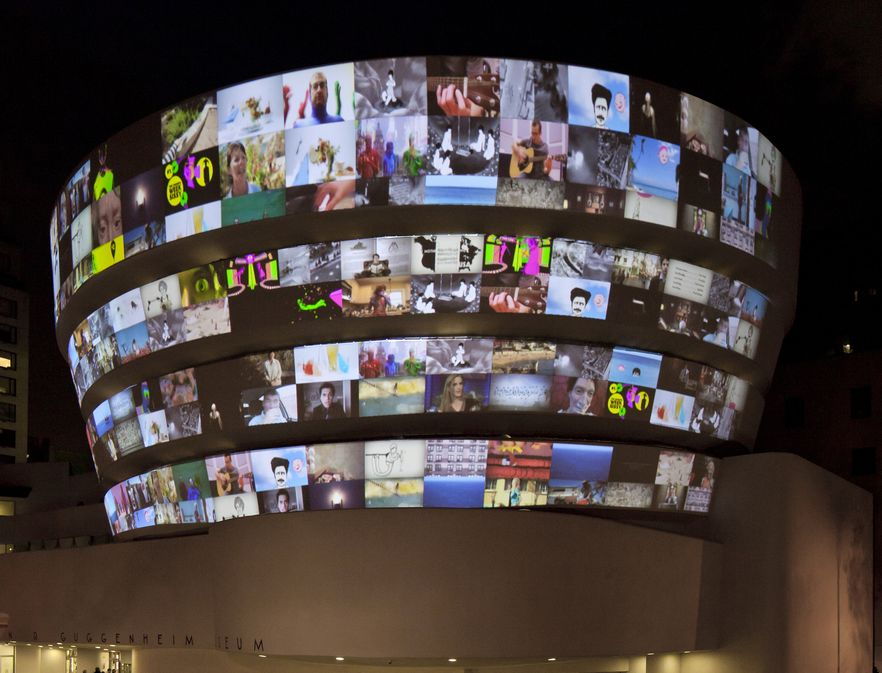 25 najlepszych filmów z You Tube w muzeum. Zobacz!