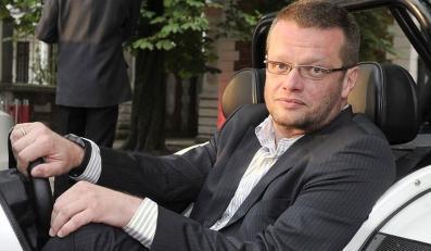 """Rzucił mięsem w TVN24. """"Figiel podświadomości"""""""