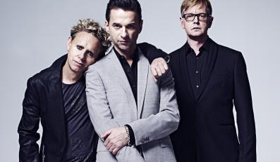 Depeche Mode wchodzi do studia