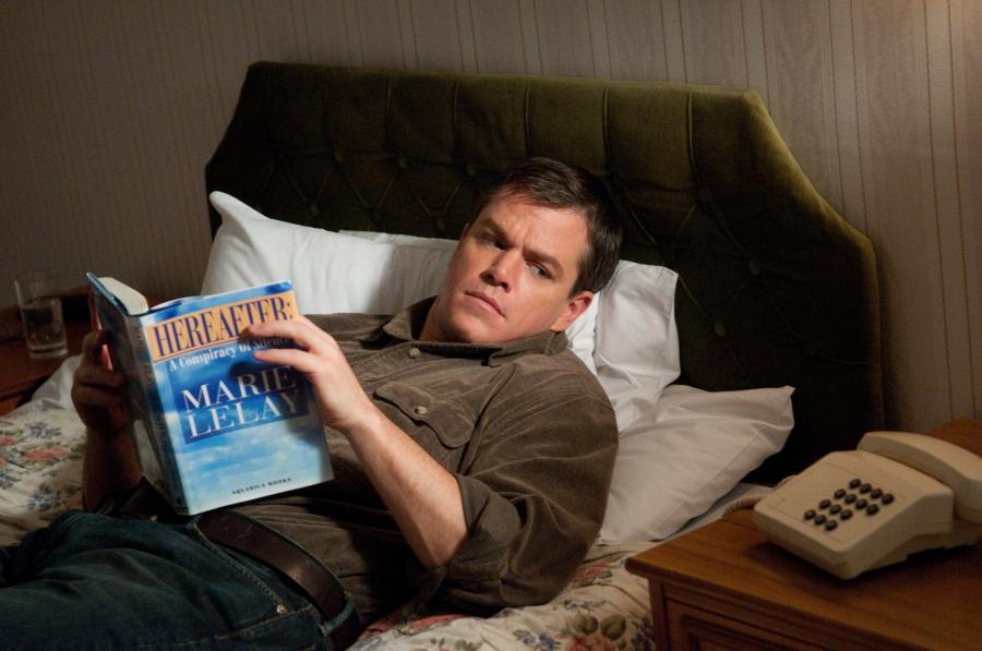 Matt Damon jako \