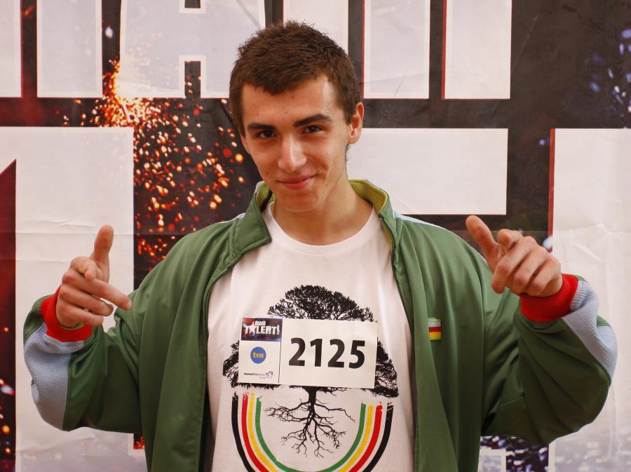 Kamil Bednarek i jego zespół trafili na pierwsze miejsce polskiej listy sprzedaży