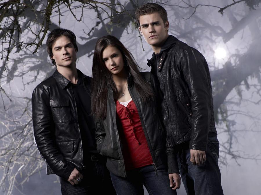 Miłosny trójkąt wysokiego ryzyka: Elena, Stefan i Damon