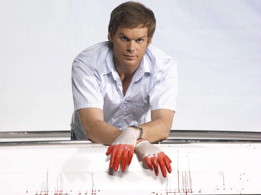 Michael C. Hall jako morderca o czułym sercu \