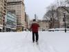 Nowy Jork pod śniegiem