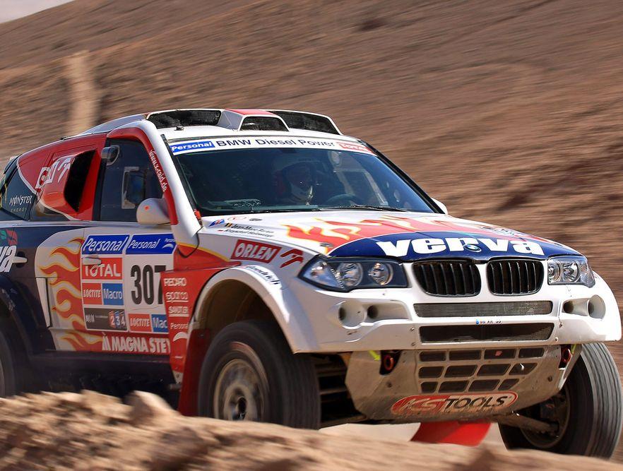 Rajd Dakar: Szósty etap i szóste miejsce Hołowczyca