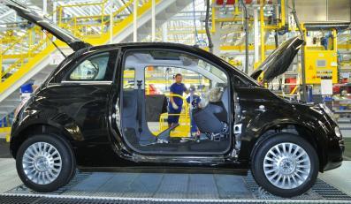 W fabryce Fiata domagają się 500 zł podwyżki