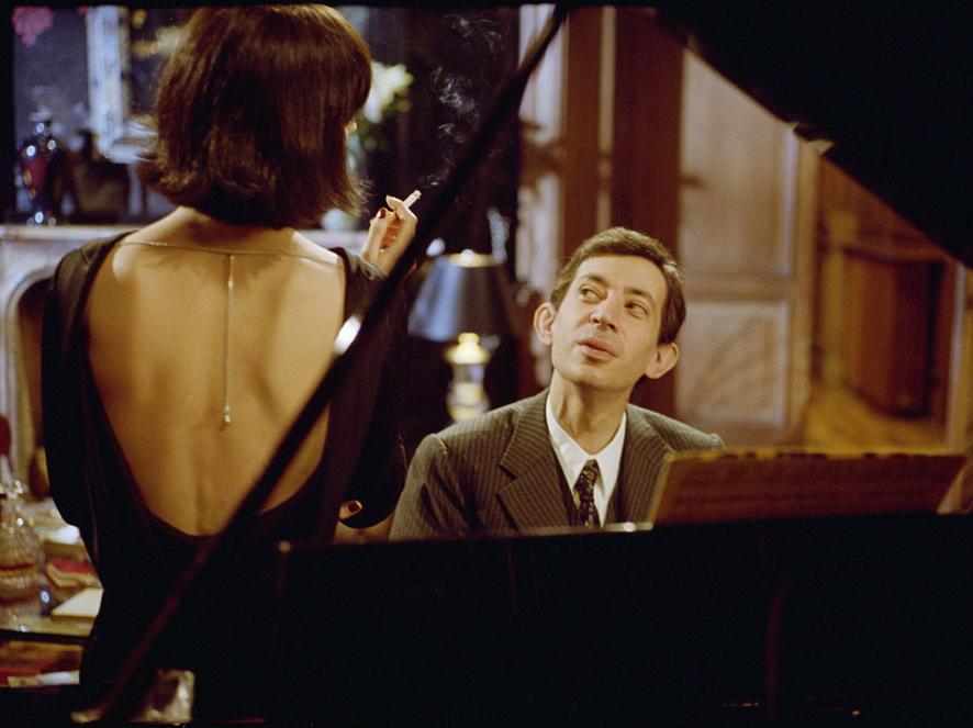 Filmowa wersja Gainsbourga