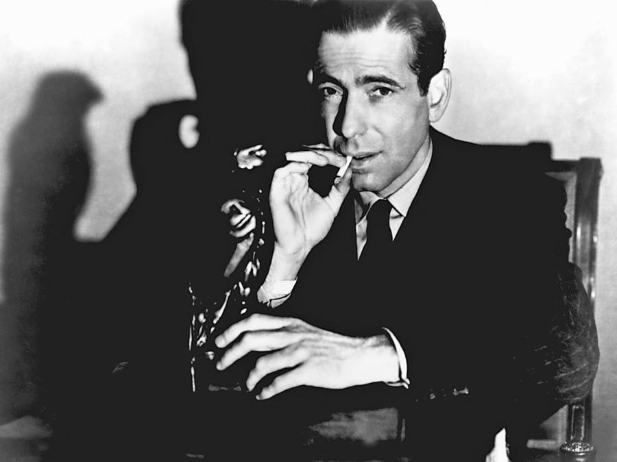 Humphrey Bogart w filmie \