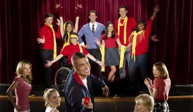 """""""Glee"""" – najlepszy serial komediowy zdaniem dziennikarzy z Hollywood"""
