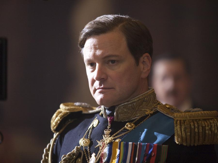 Colin Firth w \