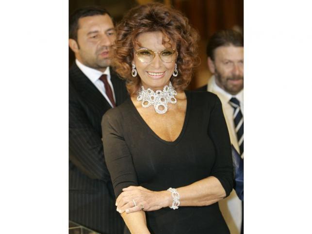 Sophia Loren: zachwycała w przeszłości, nadal zachwyca. Znakomitym wyglądem...