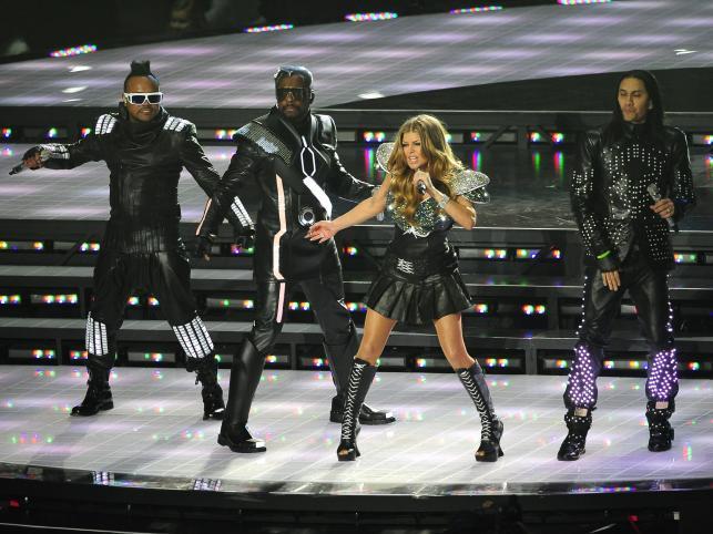 Występ zespołu Black Eyed Peas