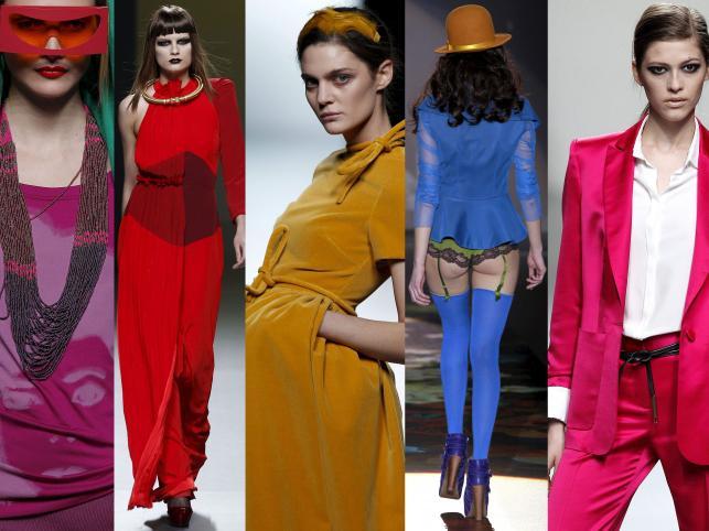 Zagraj kolorami: 53. Tydzień Mody w Madrycie