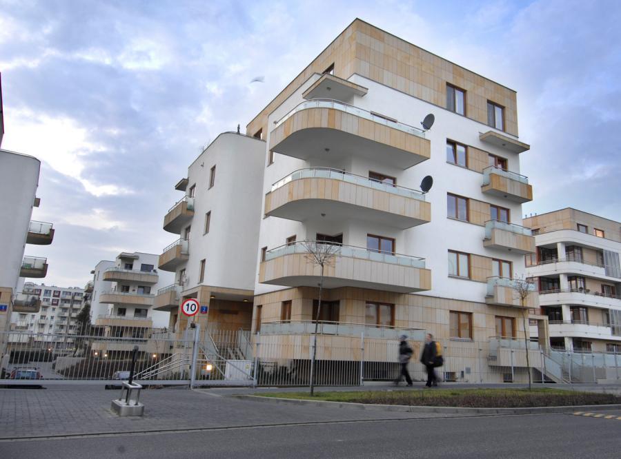Warszawa liderem rynku mieszkaniowego