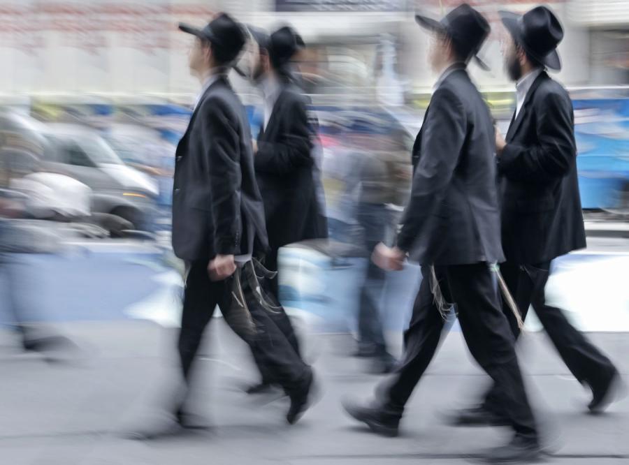 Żydzi zdjęcie informacyjne