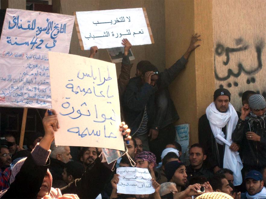 Fala imigrantów ma zostać wywołana przez chaos i konflikt w Libii