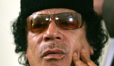 Kadafi do rebeliantów: Nie będzie litości ani zmiłowania