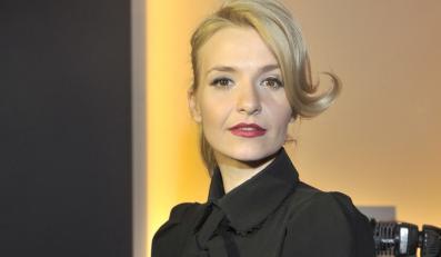 Joanna Koroniewska twierdzi, że nie przejmuje się modą.