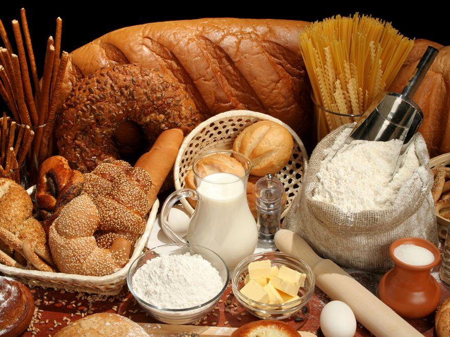 Produkty z mąki pszennej