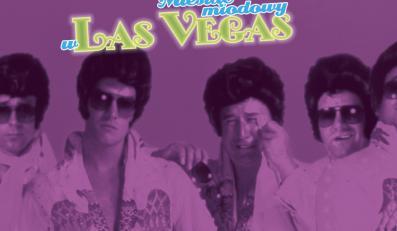 """""""Miesiąc miodowy w Las Vegas"""" to znakomita komedia o kulcie Elvisa Presleya"""